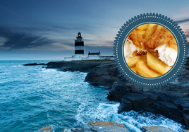 Summer Solstice Fish & Chip Supper and Tour of Hook Lighthouse at 7.30pm sharp