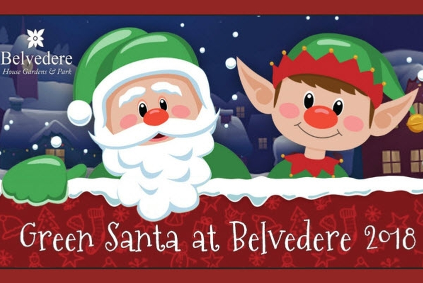 Visit Green Santa at Belvedere - Book Tickets Now