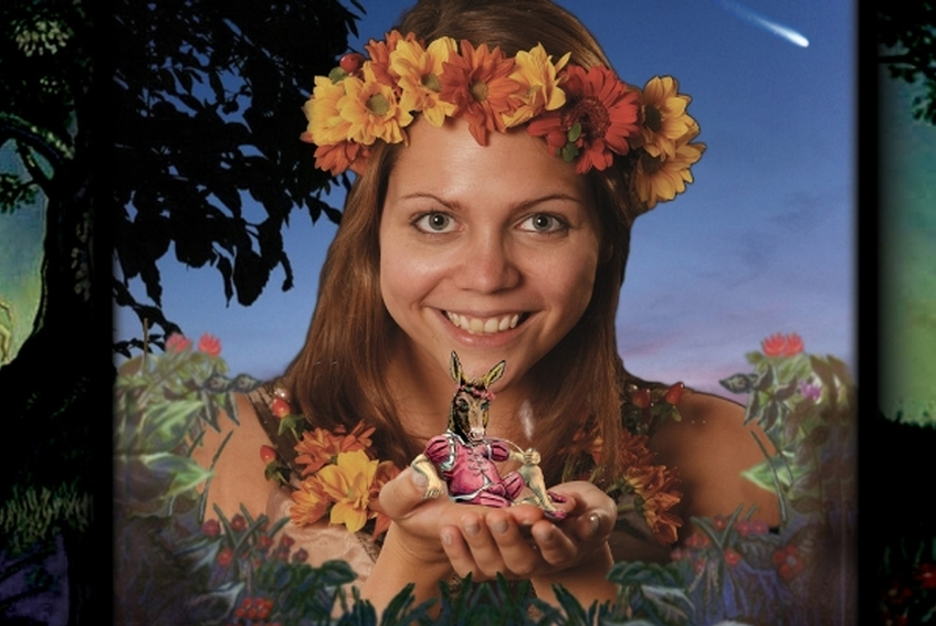 A Midsummer Nights Dream with Chapterhouse Theatre Company. Unmissable Family Fun!