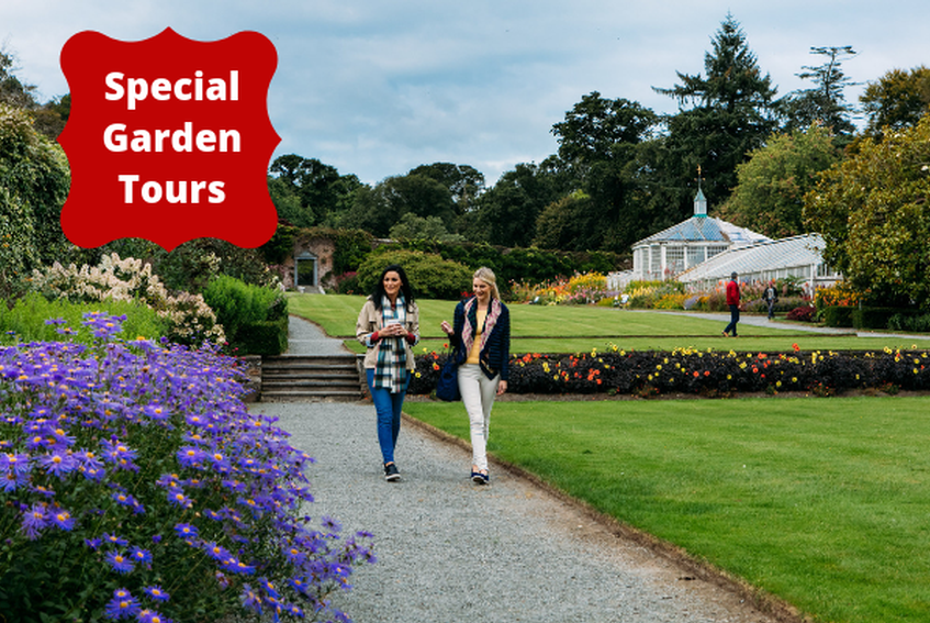 Mount Congreve Garden CELEBRATION DAY TOURS - Not to be Missed!