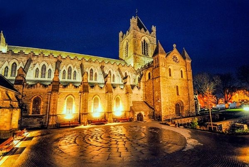 Cathedral Nights & Labyrinth Experience, July 17