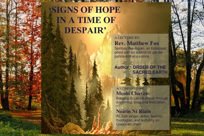 ''Signs of Hope in a Time of Despair
