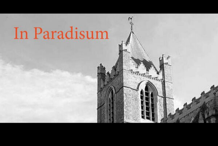 In Paradisum - an evening of wonderful classical choral music