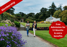 Mount Congreve Membership - 12-months of free access, plus extra benefits